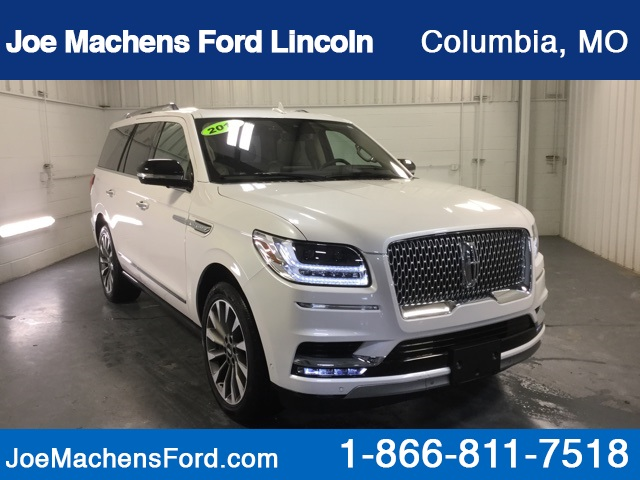 Pre-Owned 2019 Lincoln Navigator Select