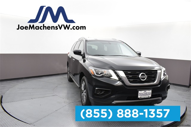 Pre-Owned 2018 Nissan Pathfinder S