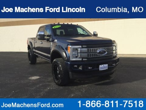Pre-Owned 2019 Ford F-350SD Platinum