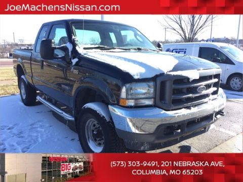 Pre-Owned 2004 Ford F-350SD