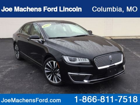 Pre-Owned 2019 Lincoln MKZ Reserve