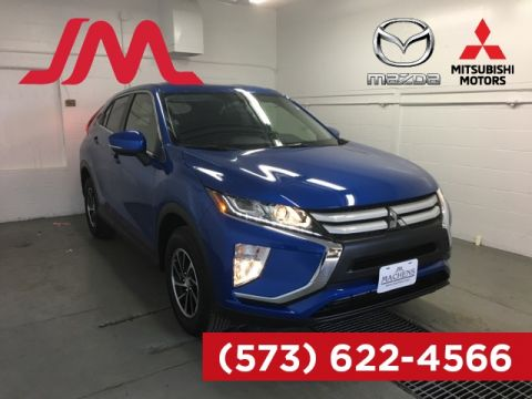New 2020 Mitsubishi Eclipse Cross Es 4d Sport Utility In
